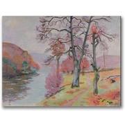 "Trademark Global Jean Baptiste Guillamin ""Crozant Brittany 1912"" Canvas Art, 18"" x 24"""