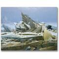 Trademark Global Caspar David Friedrich in.The Polar Seain. Canvas Art, 24in. x 32in.