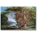 Trademark Global Paul Sandby in.An Ancient Beech Tree, 1794in. Canvas Art, 30in. x 47in.