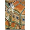 Trademark Global Edgar Degas in.Miss la la at The Cirque Fernandoin. Canvas Arts