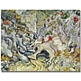 Trademark Global Vincent Van Gogh the Ravine Of