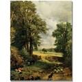 Trademark Global John Constable in.The Cornfieldin. Canvas Art, 47in. x 35in.