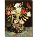 Trademark Global Vincent Van Gogh in.Bouquet of Flowers IIin. Canvas Arts