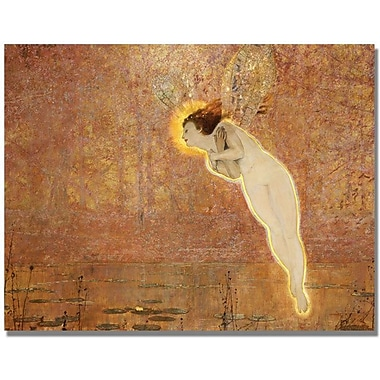 Trademark Global John Atkinson Grimshaw in.Irisin. Canvas Art, 35in. x 47in.