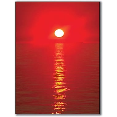 Trademark Global Cary Hahn in.Sunsetin. Canvas Arts