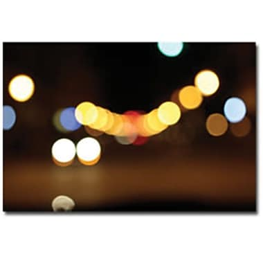Trademark Global Cary Hahn in.Lights Galorein. Canvas Art, 16in. x 24in.