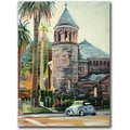 Trademark Global Coleen Proppe in.Chappelin. Canvas Art, 47in. x 35in.