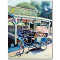 Trademark Global Colleen Proppe in.Framstand Bikein. Canvas Art, 32in. x 24in.