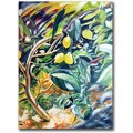 Trademark Global Colleen Proppe in.Lemon Treein. Canvas Art, 32in. x 26in.
