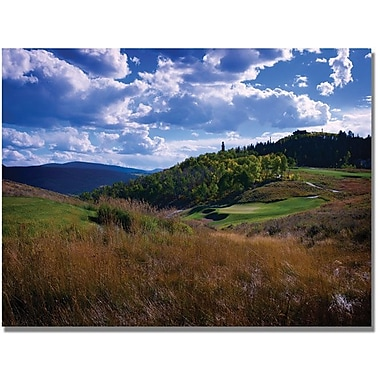 Trademark Global Colleen Proppe in.Golfer's Paradisein. Canvas Arts