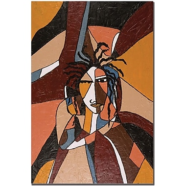 Trademark Global Garner Lewis in.The Diligent Heartin. Canvas Art, 24in. x 16in.