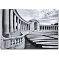 Trademark Global Gregory Ohanlon in.Arlington National Cemetery- Amphitheaterin. Canvas Art, 16in. x 24in.