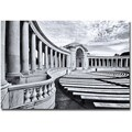 Trademark Global Gregory Ohanlon in.Arlington National Cemetery- Amphitheaterin. Canvas Art, 30in. x 47in.