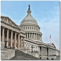 Trademark Global Gregory Ohanlon in.Capitol- East Frontin. Canvas Art, 24in. x 24in.
