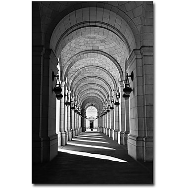 Trademark Global Gregory Ohanlon in.Union Station Concoursein. Canvas Arts