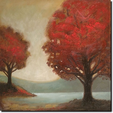 Trademark Global Joval in.Modern Landscapein. Canvas Art, 24in. x 24in.