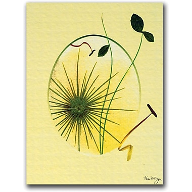Trademark Global Kathie McCurdy in.Sunny Windowin. Canvas Art, 24in. x 18in.