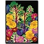 Trademark Global Kathie McCurdy Story Book Forest Canvas