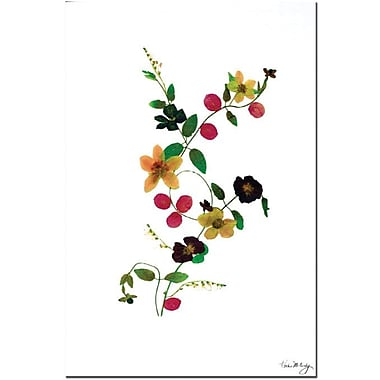 Trademark Global Kathie McCurdy in.Entangledin. Canvas Art, 24in. x 16in.