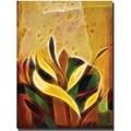 Trademark Global Adam Kadmos in.Sproutin. Canvas Art, 24in. x 18in.