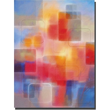 Trademark Global Adam Kadmos in.Lighshapesin. Canvas Art, 24in. x 18in.