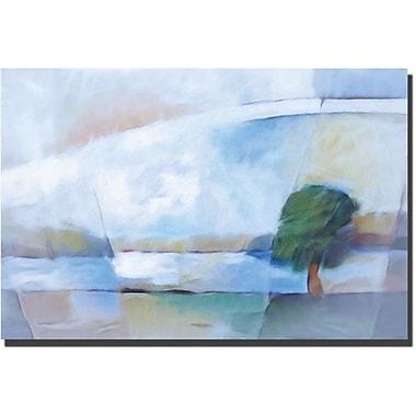 Trademark Global Adam Kadmos in.Landscape in Lightin. Canvas Art, 16in. x 24in.
