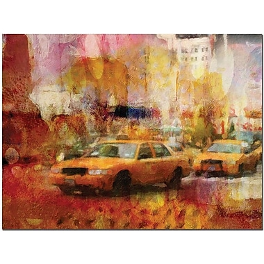 Trademark Global Adam Kadmos in.City Impressionsin. Canvas Art, 18in. x 24in.