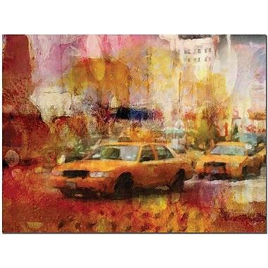 Trademark Global Adam Kadmos in.City Impressionsin. Canvas Art, 18in. x 24in.