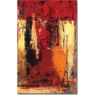 Trademark Global Joarez in.Victoryin. Canvas Art, 47in. x 30in.