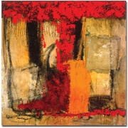 """Trademark Global Joarez """"Victory IV"""" Canvas Art, 24"""" x 24"""""""
