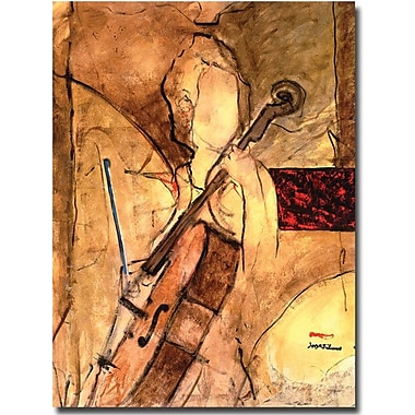 Trademark Global Joarez in.Old Celloin. Canvas Arts