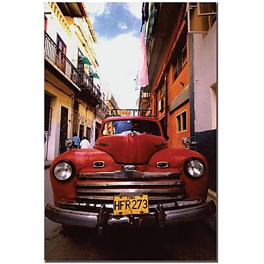 Trademark Global in.Buscando el Caminoin. Canvas Art, 24in. x 16in.