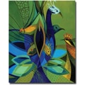 Trademark Global Armando in.Exotic Naturein. Canvas Art, 24in. x 18in.