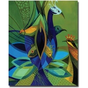 "Trademark Global Armando ""Exotic Nature"" Canvas Art, 24"" x 18"""