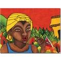 Trademark Global Yonel in.Habanera Iin. Canvas Art, 26in. x 32in.