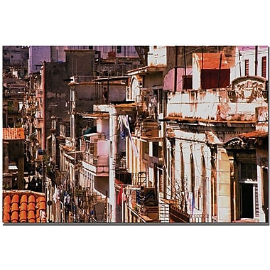 Trademark Global in.El Vecindarioin. Canvas Art, 16in. x 24in.