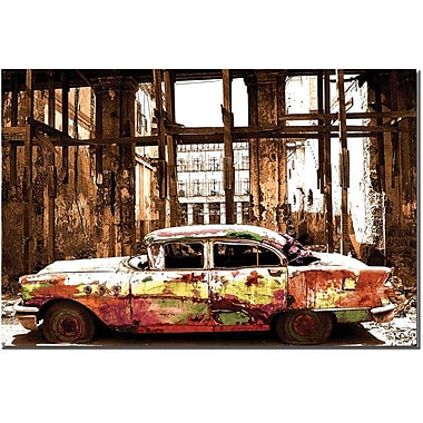 Trademark Global in.Memories in Colorin. Canvas Art, 16in. x 24in.