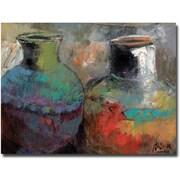 Trademark Global Boyer Still Life with Jugs Canvas Art, 24 x 32