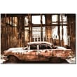 "Trademark Global ""Old Times"" Canvas Art, 16"" x 24"""