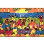 "Trademark Global ""Celebrating Life"" Canvas Arts"