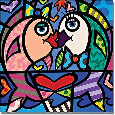 Trademark Global in.Love Everywherein. Canvas Art, 18in. x 18in.