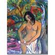 """Trademark Global Manor Shadian """"Bath"""" Canvas Art, 47"""" x 30"""""""