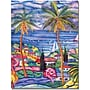 Trademark Global Manor Shadian Hawaii Wind Surf Canvas