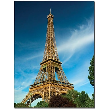 Trademark Global Yakov Agani in.Paris, Francein. Canvas Art, 32in. x 24in.