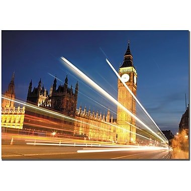 Trademark Global Yakov Agani in.London, Englandin. Canvas Art, 16in. x 24in.