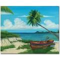 Trademark Global Douglas in.El Morroin. Canvas Art, 26in. x 32in.