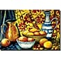 Trademark Global Michelle Calkins still Life With Oranges
