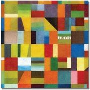 "Trademark Global Michelle Calkins ""Eye Candy 64"" Canvas Art, 18"" x 18"""
