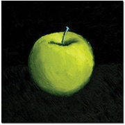Trademark Global Michelle Calkins Green Apple Still Life Canvas Art, 35 x 35