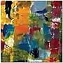 Trademark Global Michelle Calkins Color Relationships I Canvas